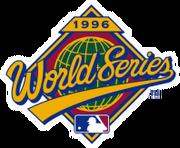 1996 World Series Logo