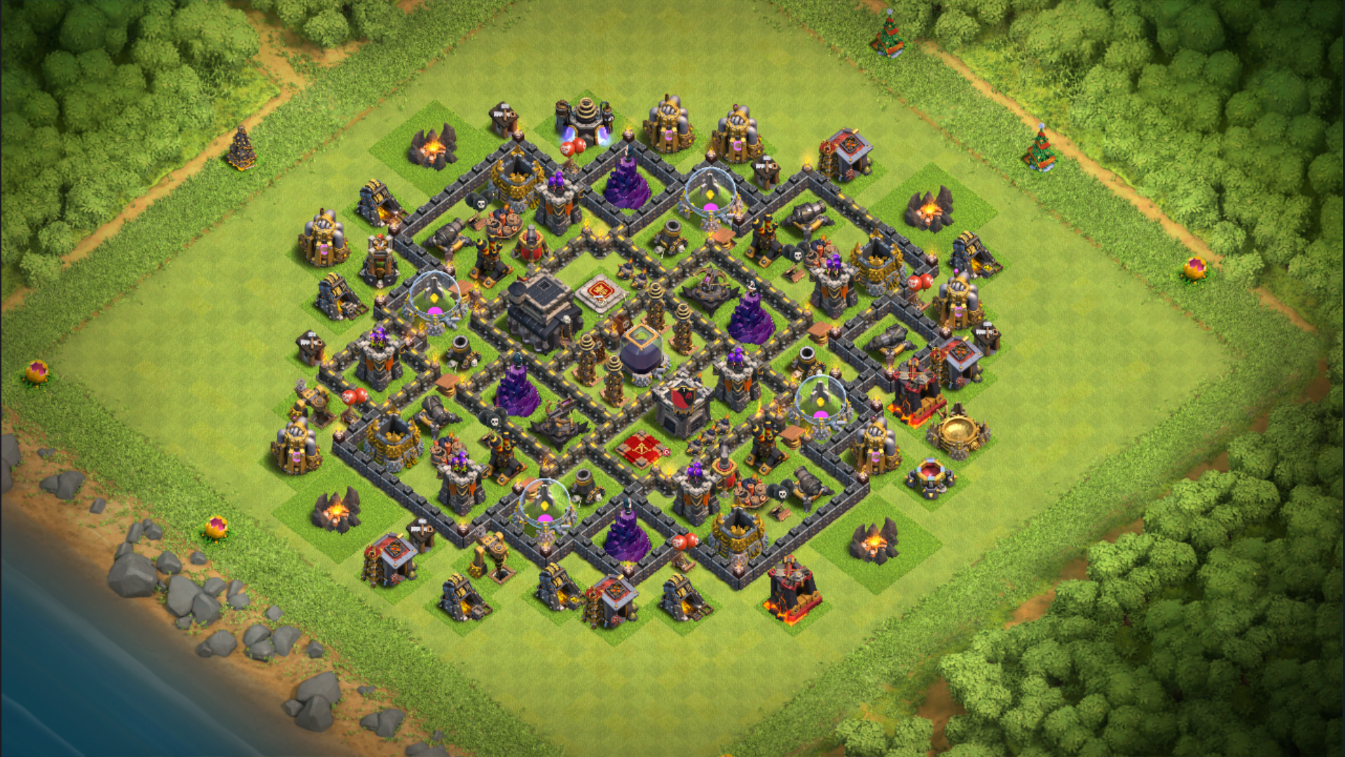 Base Coc Th 9 7