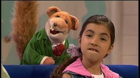The Basil Brush Show 5x09 Dave's First Girlfriend