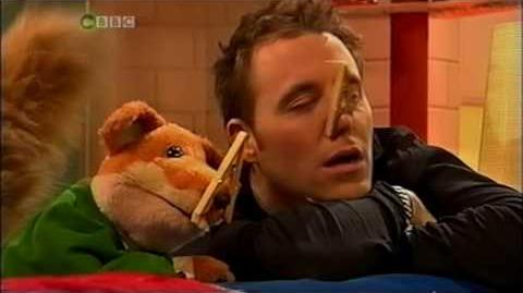 The Basil Brush Show 3x06 Holding The Baby