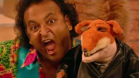 The Basil Brush Show 6x12 Basil Hood