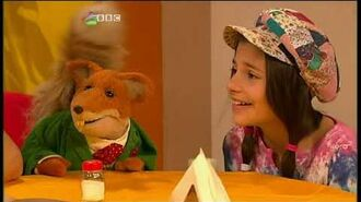 The Basil Brush Show 1x11 Going for Broke
