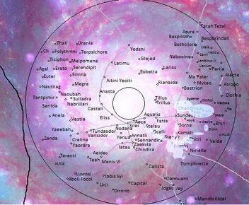 Galactic Republic Map 1