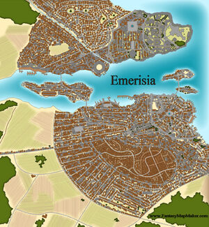 Emerisia (Ancient City in Eternal Empire)