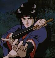 Kagerou - Ninja Scrolls