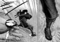 Yashamaru using the Kokujou from his legs.png