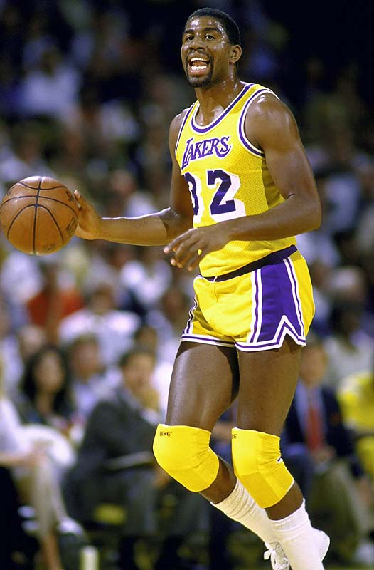Magic Johnson | Basketball Wiki | FANDOM powered by Wikia