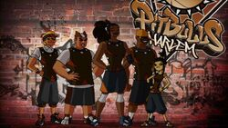 Team pitbulls