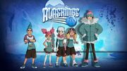 Team alaskings
