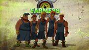Team farmers