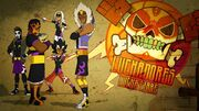 Team luchadores