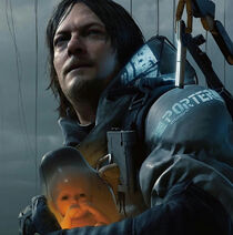 Death stranding wallpaper recirc