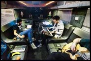 Bastille 2nd album recording
