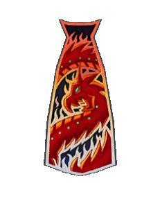 FlamingDragonCloak
