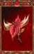 Crimson Oak Blossom