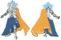 Ladekahn, King Eternal Wings