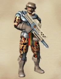 Elite Imperial Guard (Origins)