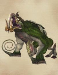 Saber Dragon (Origins)