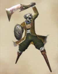 Undead Swordsman (Origins)
