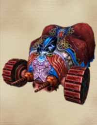 Machina Arma- Marauder (Fight 2) (Origins)