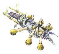 Iron Beetle II