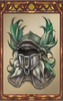 Brave Knight Helm