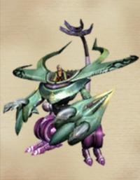 Machina Arma- Razer (Fight 2) (Origins)