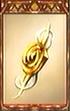 Golden Barrette