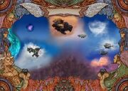 Sky World Map Eternal Wings early