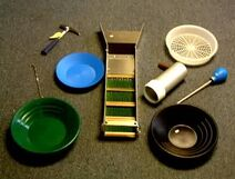 Gold-prospecting-equipment