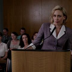 Норма на заседании городского совета.