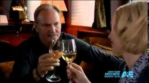 """Bates Motel 2x05 Promo 1 """"The Escape Artist"""""""