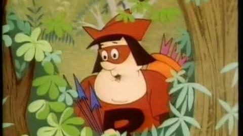Batfink- 'Robber Hood' (Full Episode)