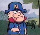 Napoleon Blownapart (character)