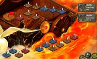 Burning Area