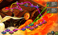 Burning Area Path