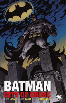 Batman City of Crime TP