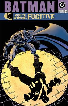 Bruce Wayne Fugitive Vol 2