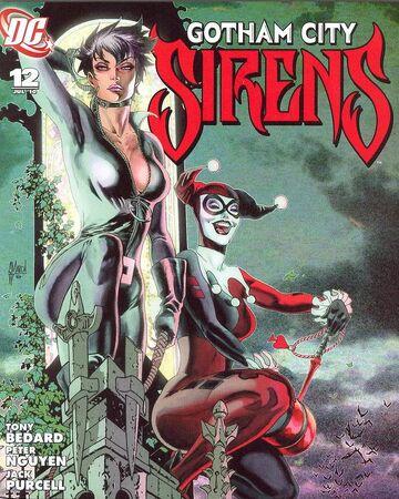 Gotham City Sirens Issue 12 Batman Wiki Fandom