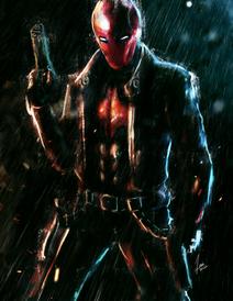 Jason todd red hood by 13nin-d594h4p
