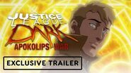 Justice League Dark Apokolips War - Trailer