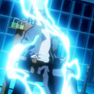 Barry trata de recuperar sus poderes