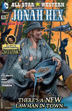 All Star Western Vol 3-19 Cover-2