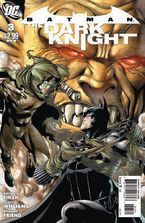 Batman The Dark Knight-3 Cover-2