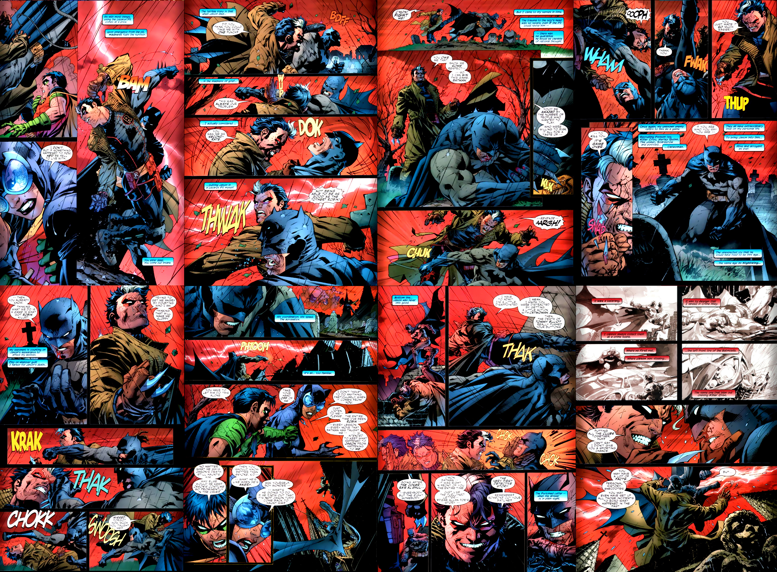 Download [pdf] batman under the red hood tp [full books].