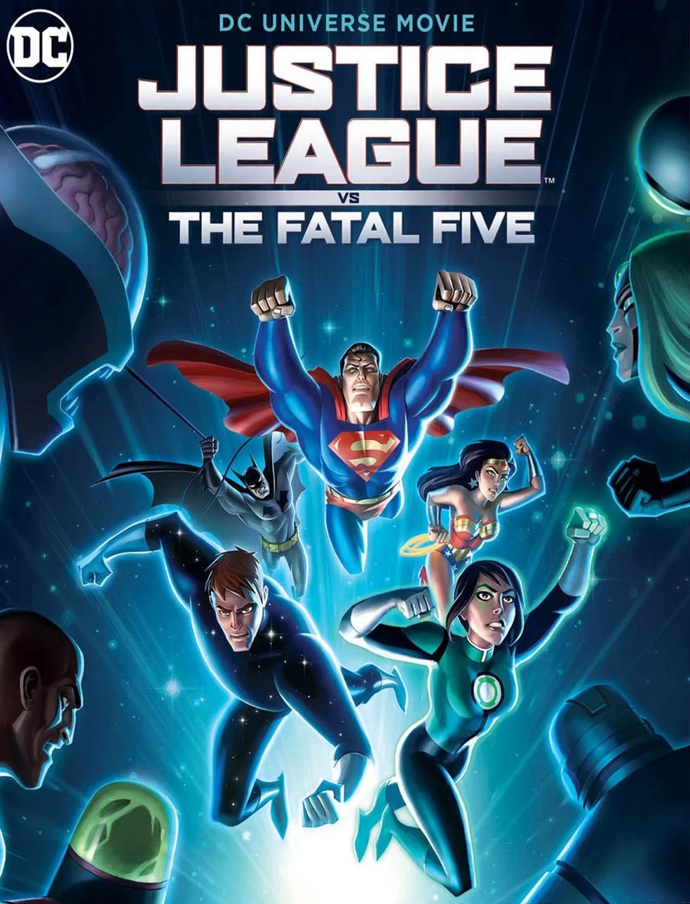 Justice League vs. The Fatal Five | Batpedia | Fandom