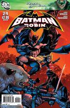 Batman and Robin-24 Cover-2