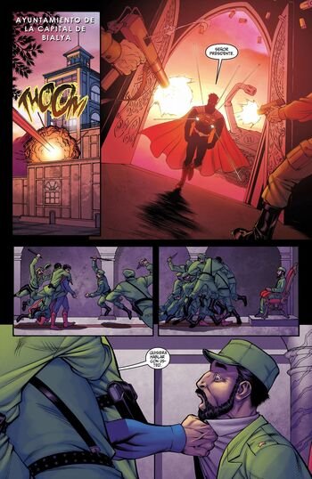 Injustice Gods Among Us Vol.1 6 imagen