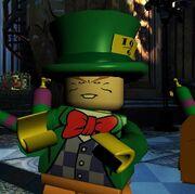 MadHatter Lego Batman