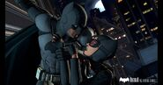 Batman and Catwoman Telltale